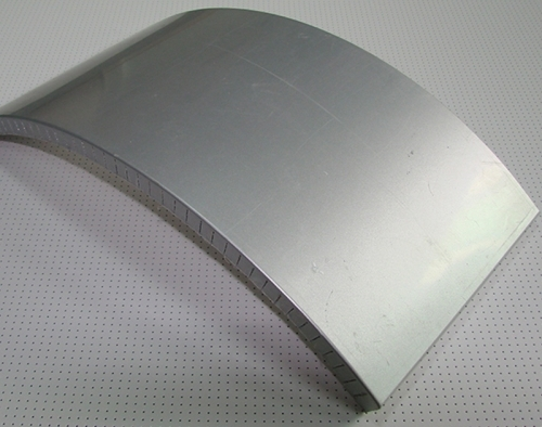 石纹铝蜂窝板安装方法