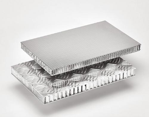 铝蜂窝板应用展厅有什么作用