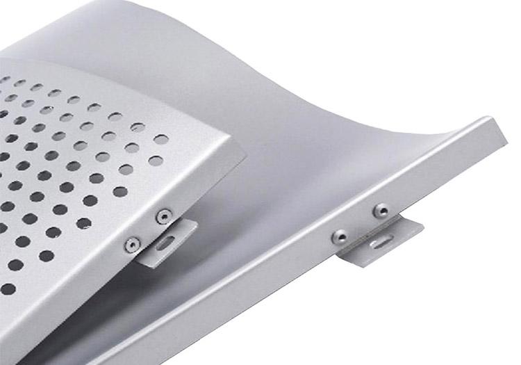阳江弧形铝单板